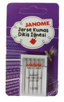JANOME - Janome 12 Numara Jersey İğne 130/705 JERSEY - 80 / 12