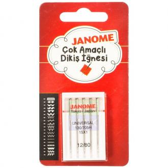 Janome 16 Numara İğne 130/705 - 100 / 16