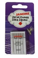 JANOME - Janome 8 Numara Jersey İğne 130/705 JERSEY - 60 / 08