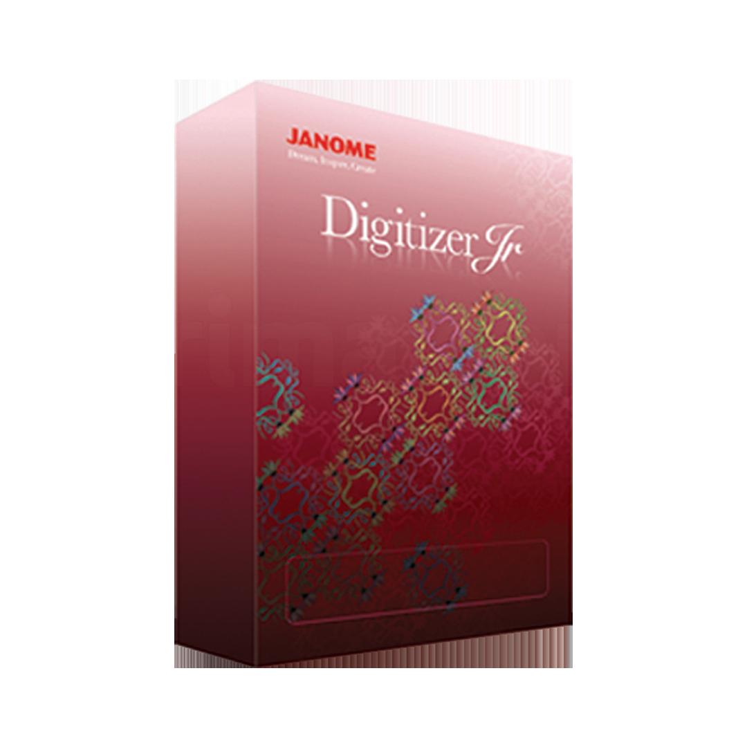 Janome Digitizer JR Nakış Makinesi Yazılımı