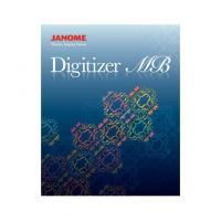 JANOME - Janome Digitizer MB Nakış Makinesi Yazılımı