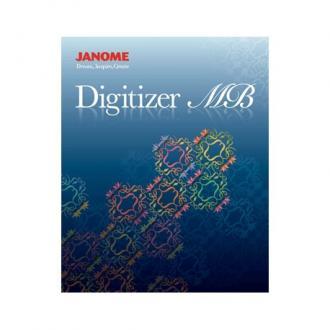 Janome Digitizer MB Nakış Makinesi Yazılımı