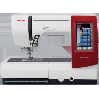 Janome MC9900 Taşınabilir Elektronik Dikiş Nakış Makinası