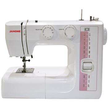 Janome TR 1018 Taşınabilir Dikiş Nakış Makinası