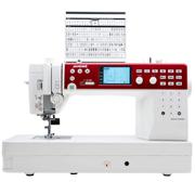 JANOME - Janome MC6650 Taşınabilir Elektronik Dikiş Nakış Makinası